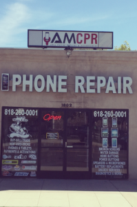 CellPhoneRepair-Burbank-CA-store-front